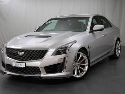 gebraucht Cadillac CTS 6.2 V8