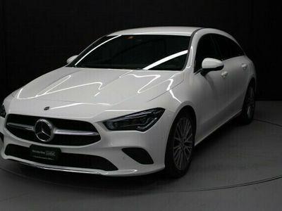 gebraucht Mercedes CLA180 Shooting Brake 7G-DCT Progressive