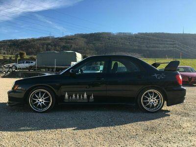 gebraucht Subaru Impreza Impreza 2.0 Turbo 4WD WRX2.0 Turbo 4WD WRX