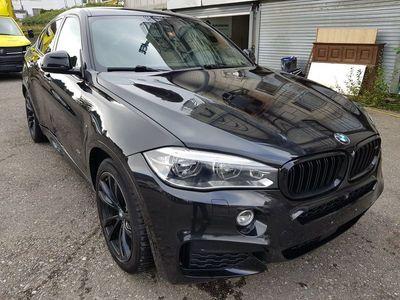 gebraucht BMW X6 xDrive 40d Steptronic
