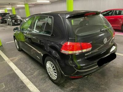 gebraucht VW Golf VI 1.4 TFSI