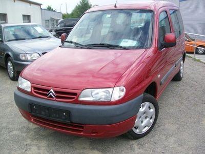 gebraucht Citroën Berlingo Multispace 1 8i Chrono*Klima+*