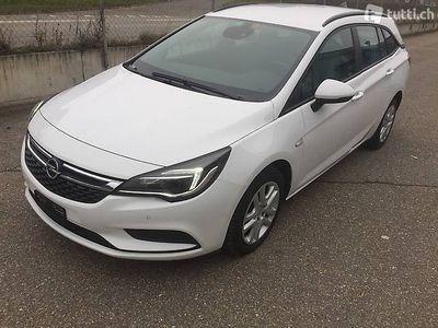 gebraucht Opel Astra 1.6 CDTI 136CV