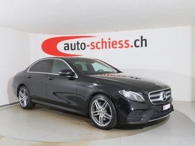 gebraucht Mercedes E220 AMG Line 9G-Tronic