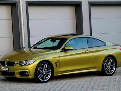 gebraucht BMW 440 4er i Coupé xDrive M Sport Steptronic