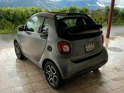 gebraucht Smart ForTwo Cabrio
