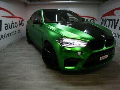 gebraucht BMW X6 M Akrapovic Styling by PP Performance