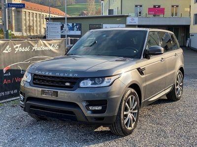 gebraucht Land Rover Range Rover Sport 3.0 SDV6 Autobiography Automatic