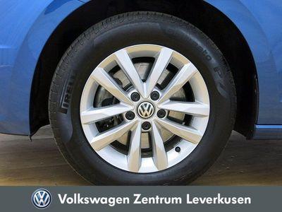 gebraucht VW Touran 1.6 TDI Comfortline NAVIGATION KLIMA PDC