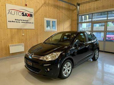 gebraucht Citroën C3 C3 1.6 16V e-HDi Exclusive EGS61.6 16V e-HDi Exclusive EGS6