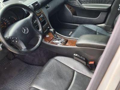 gebraucht Mercedes C270 C-Klasse schöner mercedescdi