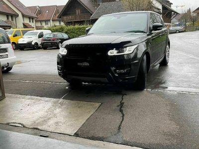 gebraucht Land Rover Range Rover Sport  3.0 SDV6 Autobiogr. Dynamic Aut.