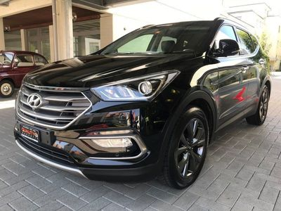 gebraucht Hyundai Santa Fe 2.2 CRDI 4WD Automatic