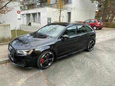gebraucht Audi S3 S3 / RS3 RS3 2.5 TSI quattro S-tronic/ RS3 RS3 2.5 TSI quattro S-tronic