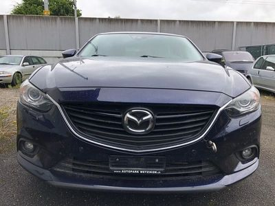 gebraucht Mazda 6 2.2 D 16V HP Revolution Automatic