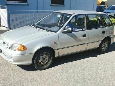 gebraucht Subaru Justy Justy Vendo4x4 targabile da subito
