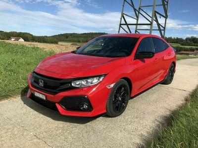 gebraucht Honda Civic 1.0 Turbo Vtec Sport Line