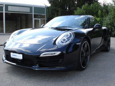 gebraucht Porsche 911 Turbo PDK 991