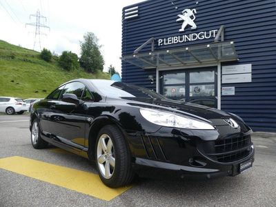 gebraucht Peugeot 407 Coupe 2.2 16V Platinum Edition