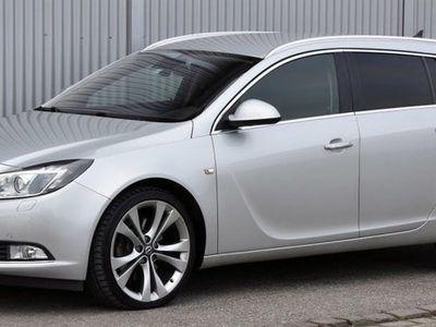 gebraucht Opel Insignia ST 2.8 Turbo Cosmo 4WD Aut.