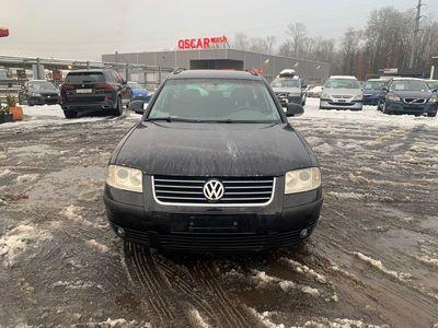 gebraucht VW Passat Variant 1.9 TDI 4Motion Highline