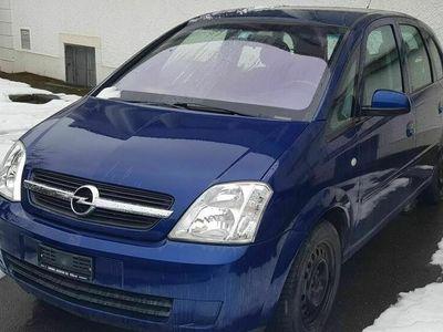 gebraucht Opel Meriva Meriva Belle1,6L 16V Cosmo, B04, de 1ère main