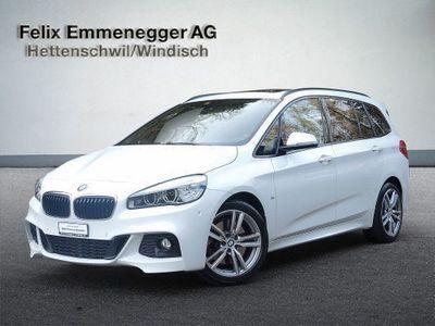 gebraucht BMW 220 Gran Tourer 2er i M Sport