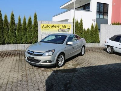 gebraucht Opel Astra Cabriolet TwinTop 1.8i 16V 140 Cosmo