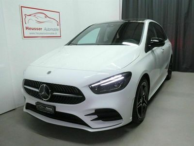 gebraucht Mercedes B250 4Matic AMG Line Automatic - Panorama - Burmester - 224 PS