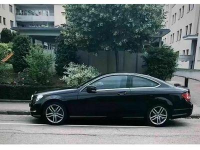 gebraucht Mercedes C250 C-Klasse C 250 Coupe C-KlasseCoupe