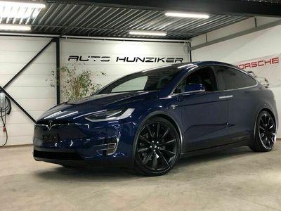 gebraucht Tesla Model X 75 D Allrad 525Ps