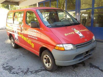 gebraucht Toyota HiAce HI-ACE2.7 Kombi 4x4