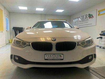 gebraucht BMW 420  d Coupé Steptronic