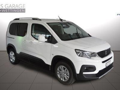 gebraucht Peugeot Rifter 1.2 Allure Pack