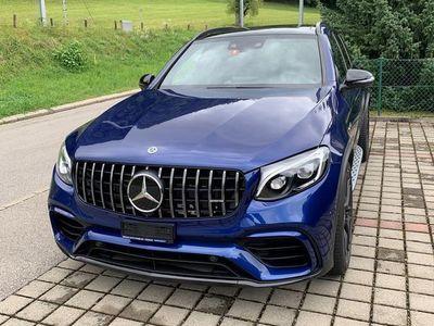 gebraucht Mercedes GLC63 AMG GLC-KlasseS AMG Edition 1 4Matic+ 9G-Tronic