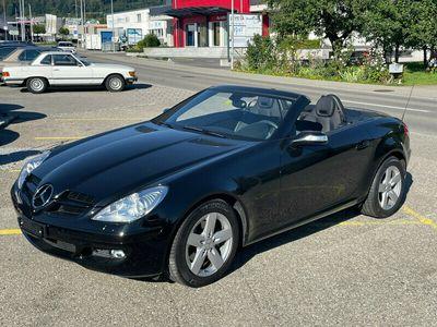 gebraucht Mercedes SLK200 Automatik 36.000km !! TOP !!