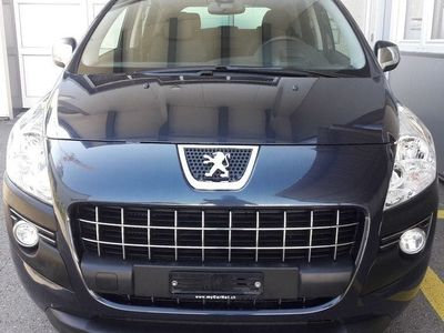 gebraucht Peugeot 3008 1.6 HDI Allure EGS6