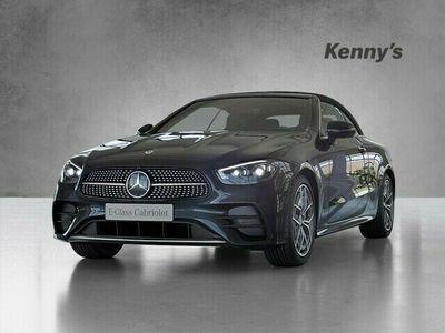 gebraucht Mercedes E200 AMG Line Cabriolet