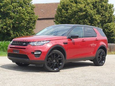 gebraucht Land Rover Discovery Sport DISCOVERY SP Disco. Sport 2.0TD4 HSE
