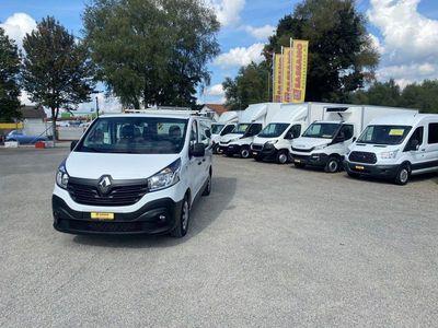 gebraucht Renault Trafic dCi90 2.9 L1H1 Kastenwagen verglast