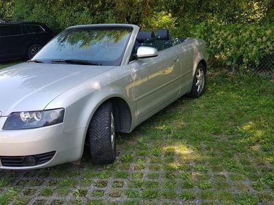 gebraucht Audi A4 Cabriolet 2.4 V6