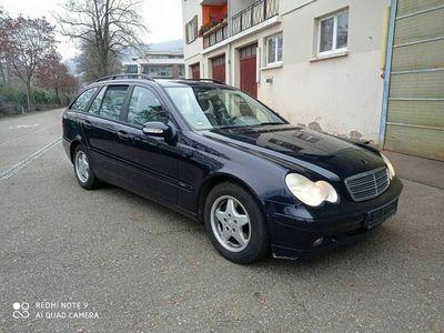 gebraucht Mercedes C220 C-Klasse Mercedes C220 CDI 2004 Deutsche Zulassung C-Klasse MercedesCDI 2004 Deutsche Zulassung