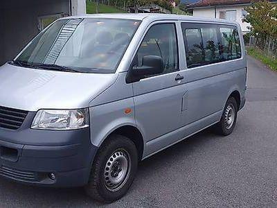 gebraucht VW Caravelle T52.5TDI 4x4
