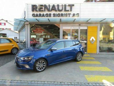 gebraucht Renault Mégane GT GrT 1.3 TCe 160 Li. EDC PF