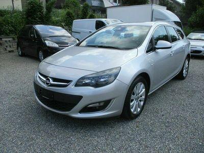 gebraucht Opel Astra SportsTourer 1.6i 16V Turbo Cosmo Automatic