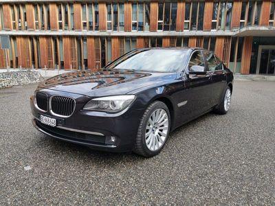 gebraucht BMW 730 7er d f01
