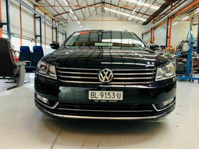 gebraucht VW Passat Variant 2.0 TDI BMT Highline 4M