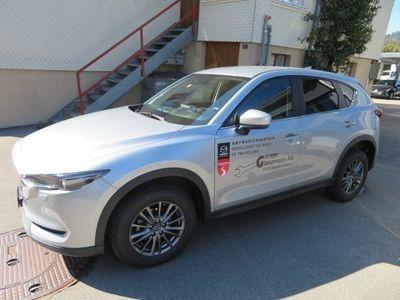 gebraucht Mazda CX-5 2.2 D Ambition AWD