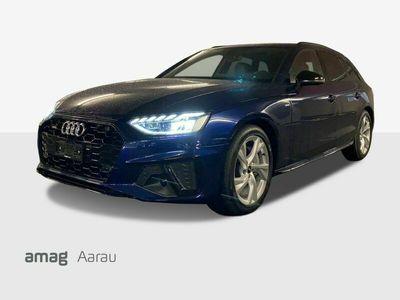 gebraucht Audi A4 Avant 40 TDI S line Attraction quattro S-tronic