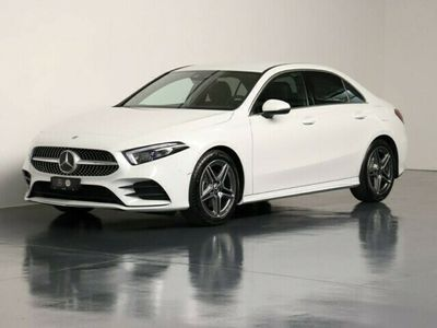 gebraucht Mercedes A200 Limousine AMG Line